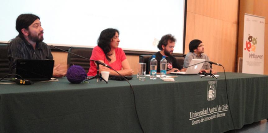 Kelluwen en la escuela de verano «Nuevas Tecnologías de la comunicación y la educación para el desarrollo: Diálogos desde iberoamérica»