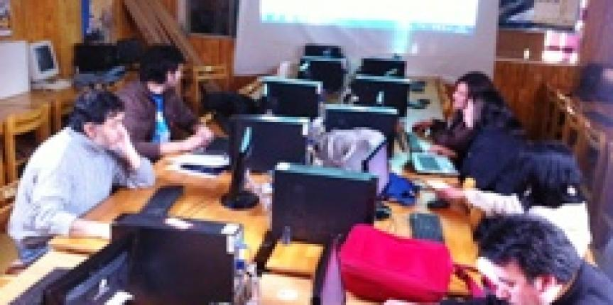 Kelluwen: Educación Web 2.0 en el Sur Austral
