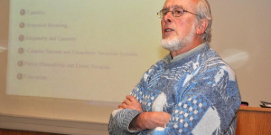 Kelluwen recibe asesoría acerca de modelo estadístico para determinar causalidad de fenómenos