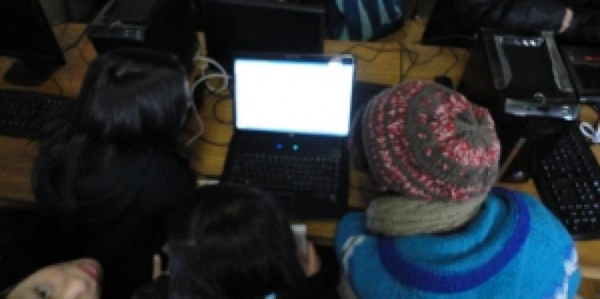Inicio en terreno de Kelluwen, nos cuentan desde los colegios …