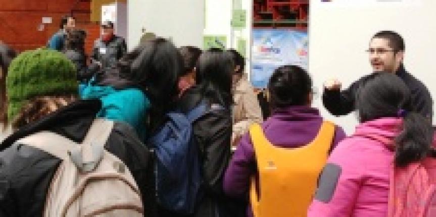 Grata experiencia en el 1er Encuentro Nacional de Proyectos TICEDU y la Feria de las TIC