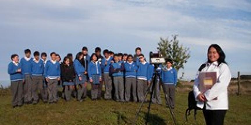 Kelluwen: aprendizaje colaborativo llega a más de 60 aulas del Sur Austral