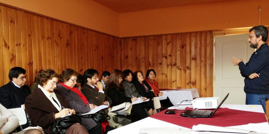 Kelluwen ofrece capacitación TICEDU a establecimientos de Valdivia
